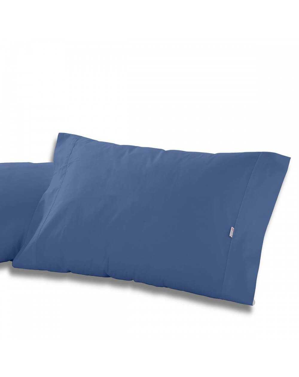 Funda de almohada COMBI LISO 50/50 de EsTela