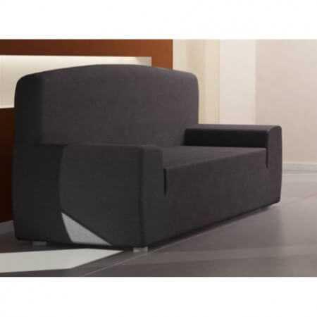 Funda sofa THOMSON 2 plazas Gris de Eysa