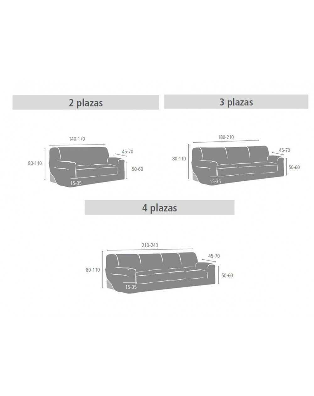 Funda sofá IRIA de Eysa