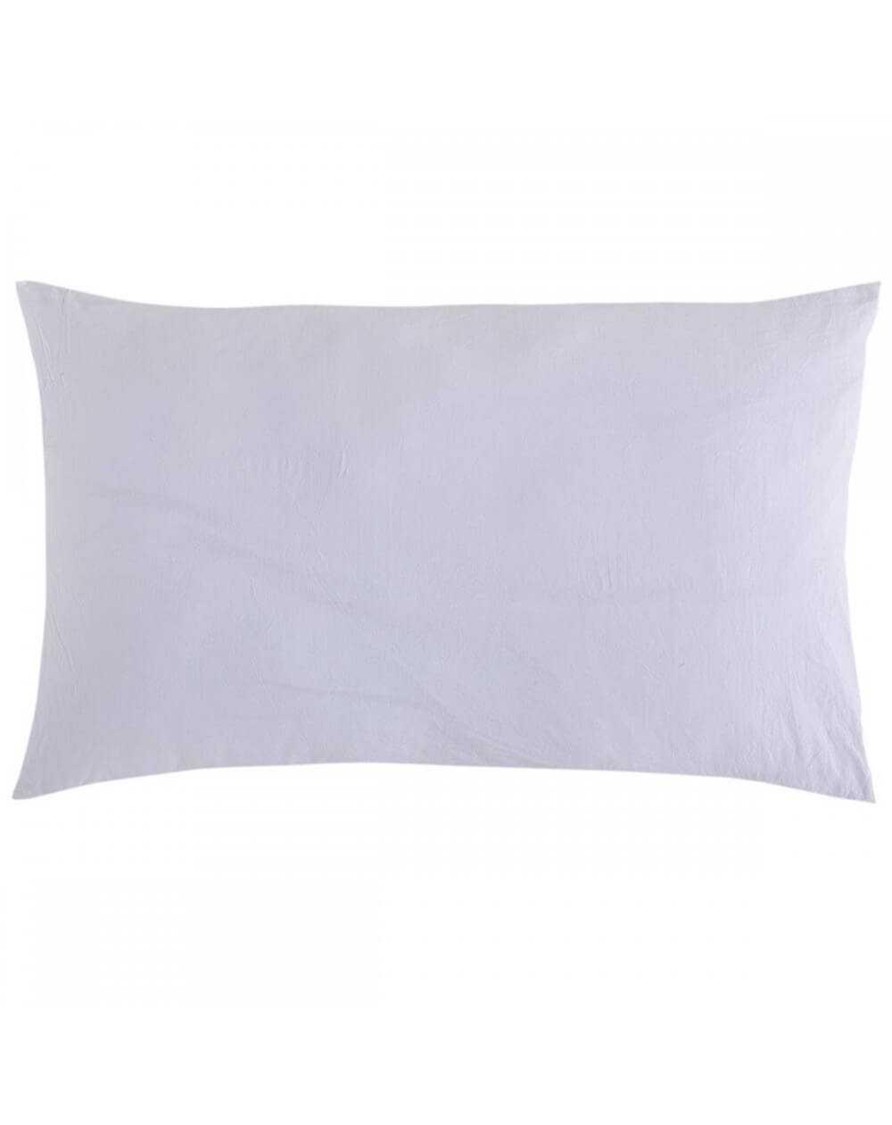 Funda de almohada LISO LINO de Naturals