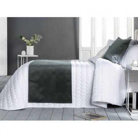 Pie de cama POLENTA de Antilo
