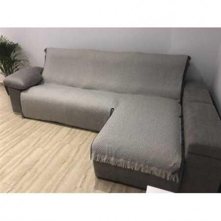 Plaid multiusos para chaise longue ATENAS de Sanz Marti