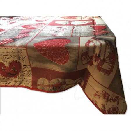 Mantel Antimanchas Navidad 11123 de BH Textil