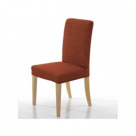 Funda silla con respaldo Pack de 2 AKARI de Cañete