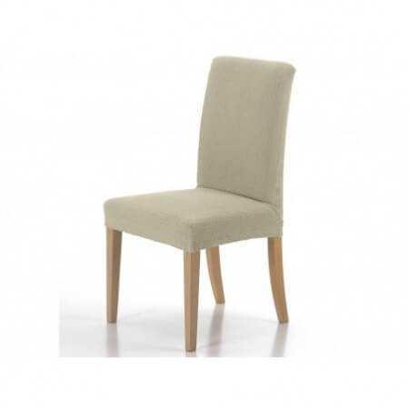 Funda silla con respaldo Pack de 2 EDIR de Cañete