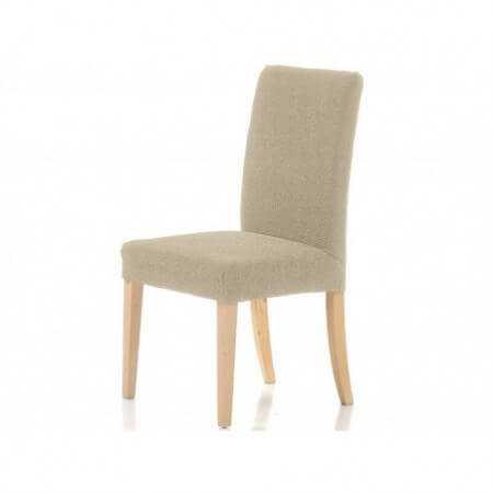 Funda silla con respaldo Pack de 2 PETRA de Cañete