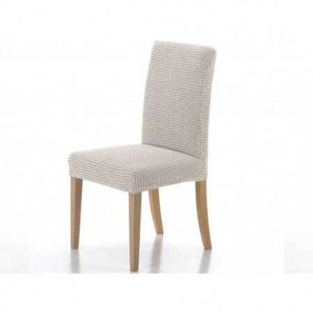 Funda silla con respaldo Pack de 2 SADA de Cañete