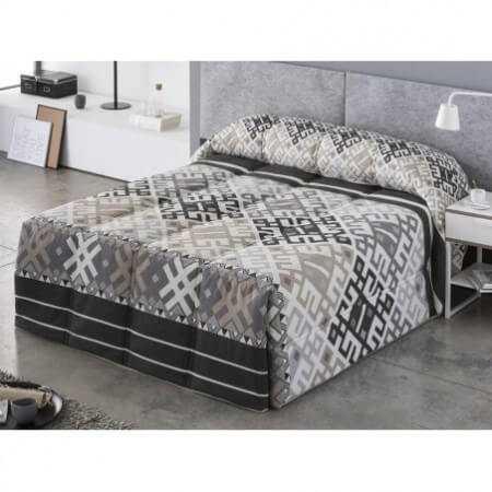 Conforter ARGEL cama 105 - color marrón