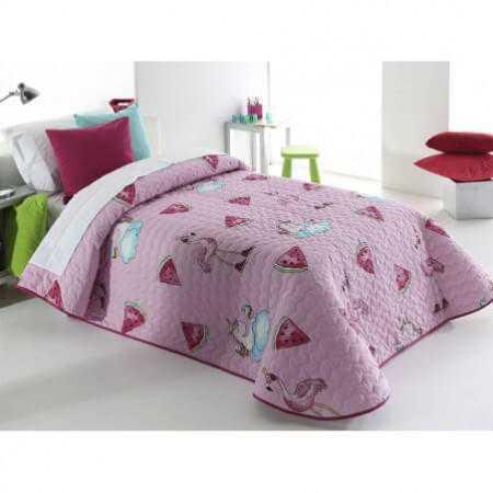 Colcha Bouti Pink 2P de Reig Marti