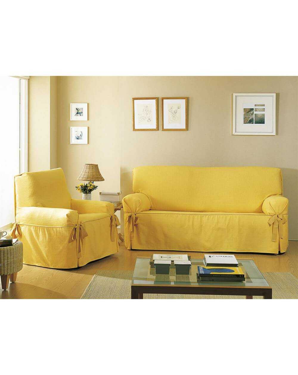Funda sofá IRIS de Cañete
