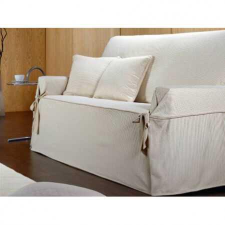 Funda sofá universal PUNTILLA de Eysa