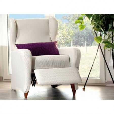 Funda sillón 1 plaza relax SUCRE de Eysa