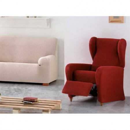 Funda sillón 1 plaza relax CORA de Eysa