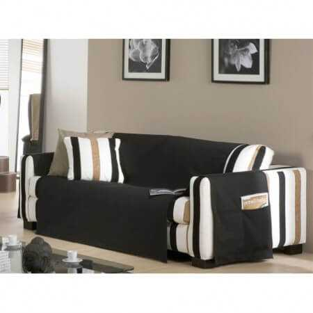 Funda sofá Práctica LONA LISO de Eysa