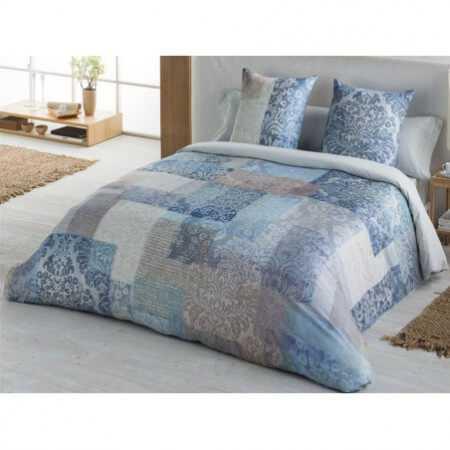 Tejidos JVR - Funda Nórdica FREE cama 105 - Color Turquesa