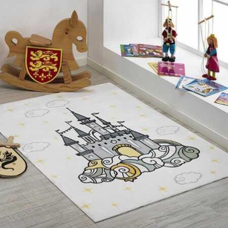 Alfombra decoración infantil H46 de Mora