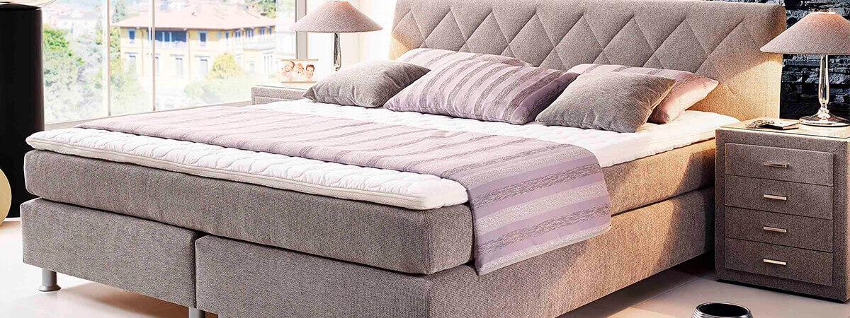 que es una cama americana o box spring