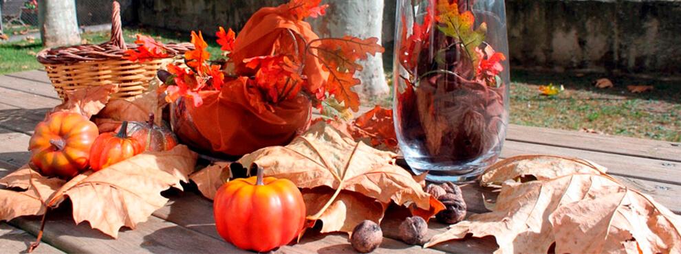 consejos para decorar tu casa en otoño