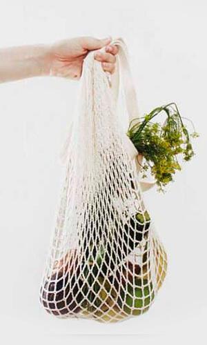 bolsas de tela para hacer la compra