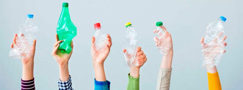 usar menos plasticos en el día a día