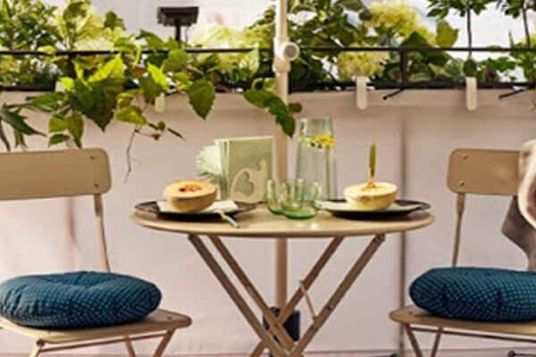 5 ideas para decorar balcones pequeños con encanto.