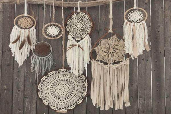 Cómo decorar con crochet