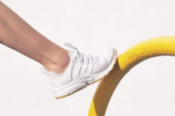 ¿Cómo lavar las zapatillas deportivas?