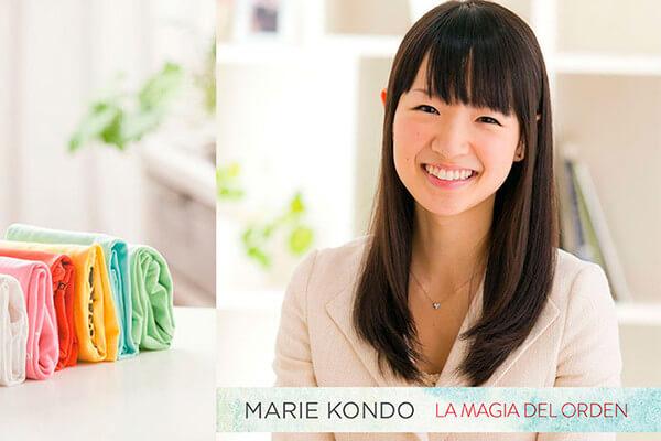 Cómo ordenar con el método Konmari de Marie Kondo